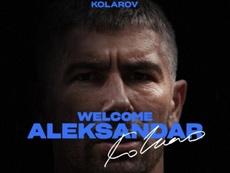 OFICIAL: Kolarov ficha por el Inter de Milán. Twitter/Inter