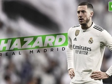 Eden Hazard officiellement au Real Madrid. BeSoccer