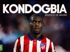 OFFICIEL : Geoffrey Kondogbia rejoint l'Atlético Madrid. BeSoccer