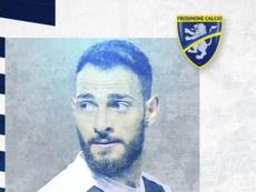 Kastanos jugará cedido en el Frosinone por la Juve. Frosinone1928