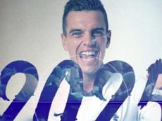 Tottenham complete permanent Giovani Lo Celso . TottenhamHotspur