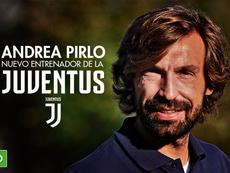 Pirlo, gran favorito a dirigir la Juventus. BeSoccer