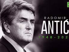 Radomir Antic passes away. EFE