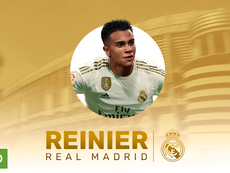 Reinier is now officially a RM player. BESOCCER