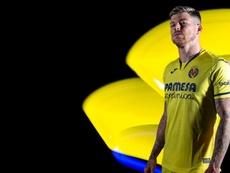 Alberto Moreno signe à Villarreal jusqu'en 2024. VillarrealCF