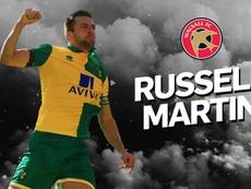 Martin llega procedente del Norwich. Walsall