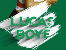 Lucas Boyé llega al Elche. Captura/Elchecf