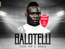Balotelli signs for Monza. BeSoccer