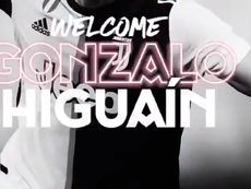 OFFICIEL : Higuain rejoint l'Inter Miami. Capture