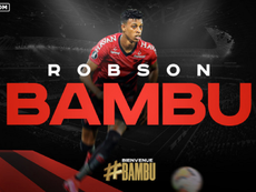 Robson Bambu passed his medical. OGNice