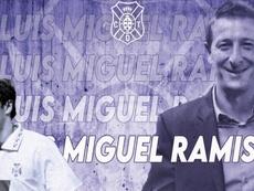 Ramis se pone al mando del Tenerife. CDTenerife