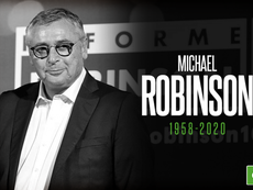 Michael Robinson morreu enquanto lutava contra câncer. BeSoccer