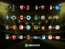Europa League last 32 draw. BeSoccer