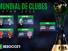 Estos son los cruces del Mundial de Clubes 2021. BeSoccer