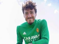 Cristian Álvarez está ilusionado y con los pies en la tierra. EFE