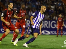 El Mirandés pierde a Cristian por lesión. LaLiga