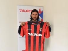 Zaccardo, champion du monde en 2006, a été recruté par Hamrun Spartans. Twitter/CristianZaccardo