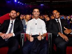 Ronaldo et Messi, hors du podium pour la première fois de la décennie. ChampionsLeague
