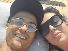 Ronaldo and Georgina have been living in different rooms. Screenshot/Instagram
