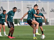Um novo recurso na chuteira fará CR7 correr mais. Juventus