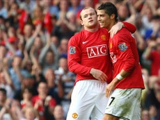 Wayne Rooney escolhe entre CR7 e Messi. Twitter