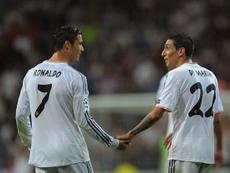 Ronaldo souhaite voir Di Maria à la Juventus. Twitter