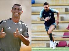 Les joueurs les mieux payés. Juventus/Barcelone/Besoccer