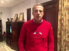 Cristóbal Soria explotó en Twitter tras el Real Madrid-Sevilla. Twitter/cristobalsorial