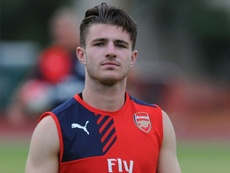 Dan Crowley has moved to Willem II. Arsenal