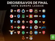 Liga Europa de 2018. EFE