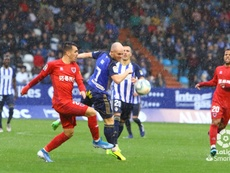 Curro ha metido 13 goles con el Numancia. LaLiga