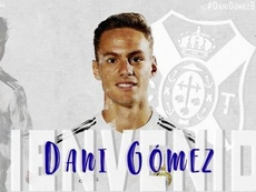 Dani Gómez jugará en el Tenerife. Twitter/CDTOficial