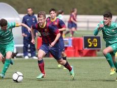 Dani Olmo no le cierra las puertas al Barcelona. FCBarcelona