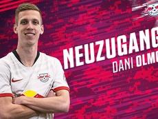 Dani Olmo vai ao RB Leipzig. DieRotenBullen