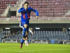 No es la primera vez que Dani Romera es decisivo esta temporada. FCBMasia