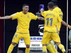 Romera marcó el gol de la victoria. LaLiga