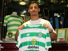 Arzani was the youngest player at the World Cup in Russia. Twitter/CelticFC