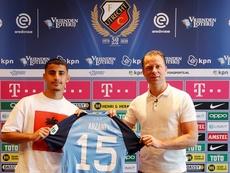 El City cede a su joya australiana al Utrecht. Twitter/FCUtrecht