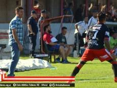 Club Atlético Talleres firma a Gabriel Seijas. TalleresOficial
