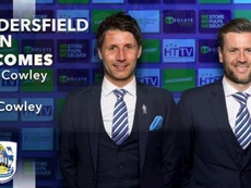 Los hermanos Cowley serán los nuevos encargados de preparar al equipo. HuddersfieldTown