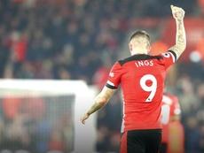 El Southampton se llevó el duelo por la zona baja. Twitter/SouthamptonFC