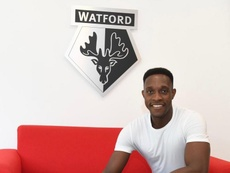 Watford confirm Danny Welbeck signing. WatfordFC