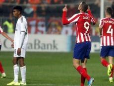 A Darío Poveda le queda una larga recuperación por delante. ClubAtléticodeMadrid