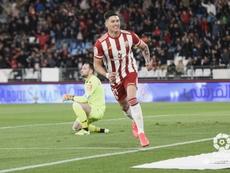 El Almería goleó al Deportivo. LaLiga