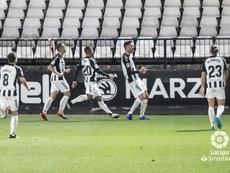 El Castellón doblegó al Sporting. LaLiga