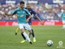 Osasuna pierde a David García ante el Villarreal. LaLiga