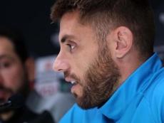 David López se centró en el Betis y no en el CSKA. RCDEspanyol