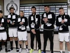 David Humanes da el salto a Bulgaria. FCSlaviaSofia