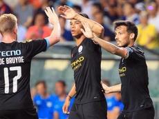 Vive con nosotros el apasionante duelo entre el Kitchee FC y el Manchester City. PremierLeague