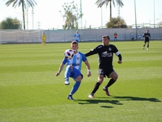 El Atlético Malagueño certificó el descenso a Tercera. BeSoccer